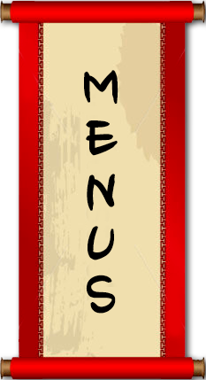 China Garden Menus